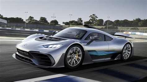 Mercedes Amg Why The Mercedes Amg Project One S Active Aero Doesn T