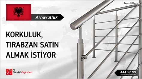 Door Guard Bendera Amerika stainless steel railings purchase inquiry rfq from albania ihracat import export yurtdışı