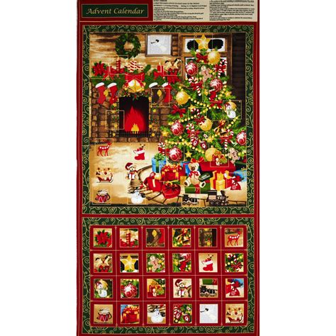 Fabric Advent Calendar Object Moved
