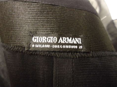Labels For Armani by 1980s Giorgio Armani Black Label Silk Evening Dress For