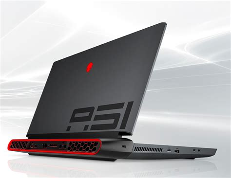 alienware s area 51 m laptop is purpose built for serious gamers werd