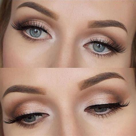 makeup tutorial natural look peachy brown abiti da cerimonia le regole dell invitata perfetta con