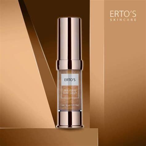 Ertos Serum ertos anti aging gold serum bpom mencegah