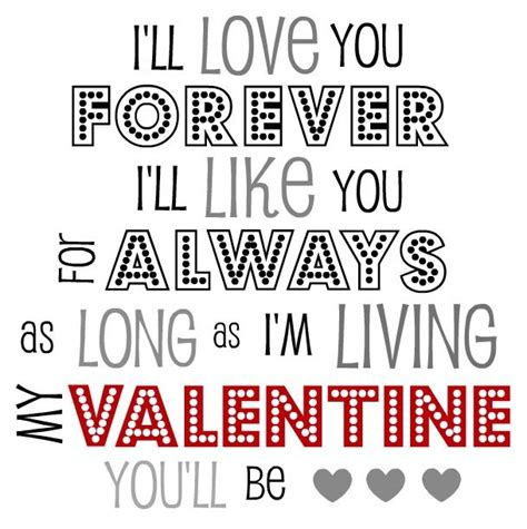 I You Always Forever Quotes