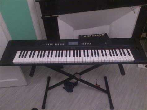 Keyboard Yamaha Piaggero Np V80 yamaha np v80 image 635242 audiofanzine