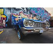 Featured Ride Ruben's 64 Chevrolet Impala SS  Stance Is