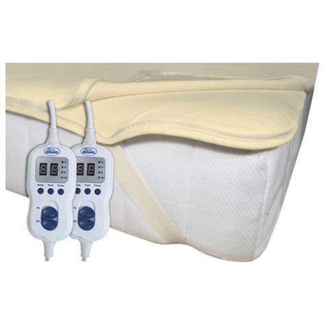 Memory Foam Mattress Heat by Buy Silentnight Heated Fleece Memory Foam Mattress Topper From Our Electric Blankets