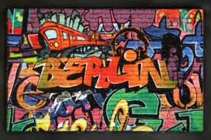 graffiti teppich rockbites fu 223 matten rockige fu 223 matten berlin graffiti