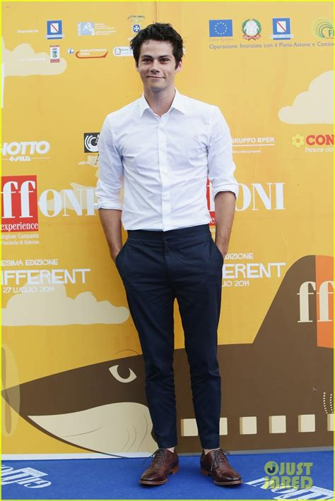 dylan o brien film teen wolf actor dylan o brien brings the rain to giffoni