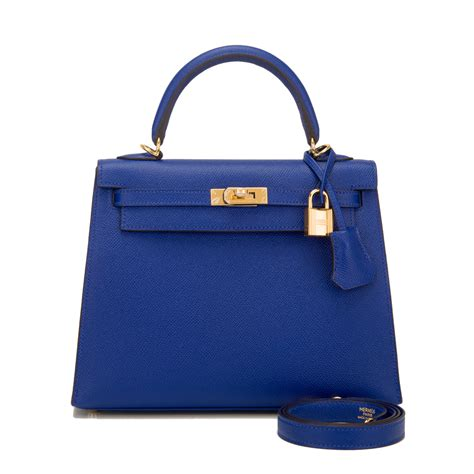Tas Hpo Hermes Hrg Sale hermes sellier bag 25cm blue electric epsom gold