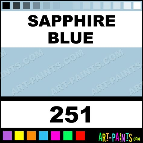 sapphire blue metallic glaze metal paints and metallic paints 251 sapphire blue paint