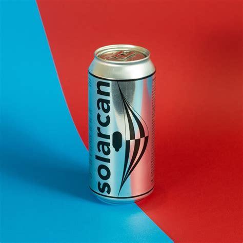 designboom kickstarter solarcan is a single use pinhole camera made out of a soda