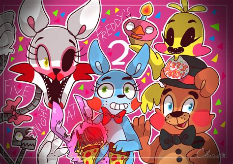 imagenes kawaii de five nights at freddy s five nights at freddy s 2 by pan pancake69 on deviantart