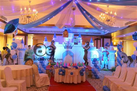 aicaevents prince theme birthday decorations