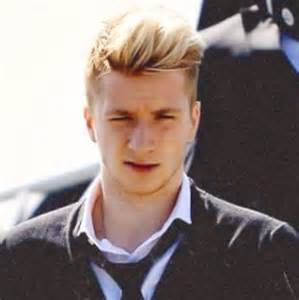 marco reus hair marco reus haircut comment and just because