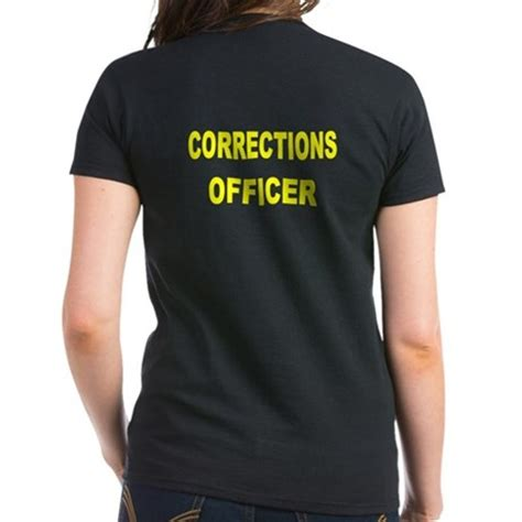 corrections officer s t shirt by dkh