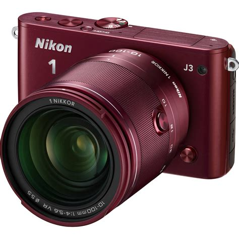 nikon 1 j3 mirrorless digital with 10 100mm lens 27659