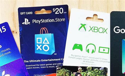 Playstation 3 Gift Cards - when to buy a gift card instead of a gadget for the holidays giftcards com