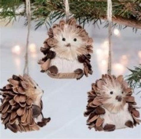 top 10 festive things to make with pine cones pine cone
