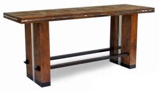 Urban rustic dining table design and dining tables on pinterest