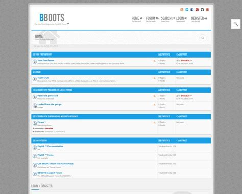45 free and premium phpbb themes webprecis