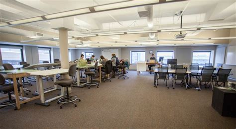 Interior Design Of Classrooms by Interior Design Classroom 17f 527 Kendall College Of