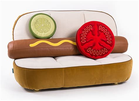 food couch studio job and seletti bring fast food furniture to maison