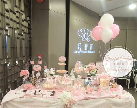Wedding Decoration Home by Candy Corner Balloon Blissful Candy Corner
