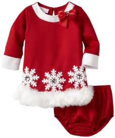 Infant christmas dress classy baby gear