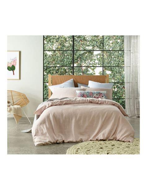 australian house garden sandy cape linen quilt cover