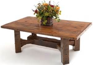 dining tables reclaimed