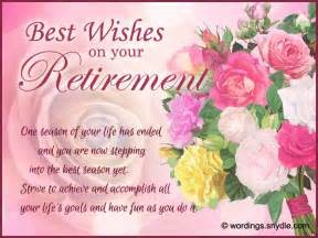 Happy retirement wishes for boss best wishes messages latest
