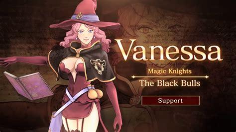 trailer black clover quartet knights vanessa play verse