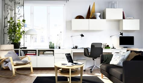 office home white home office interior design ideas