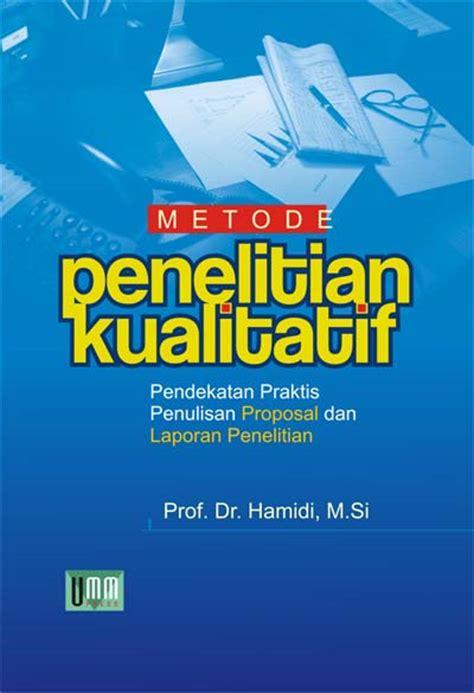 Metode Penelitian Pendidikan Bahasa By Syamsuddin metode penelitian kualitatif umm press