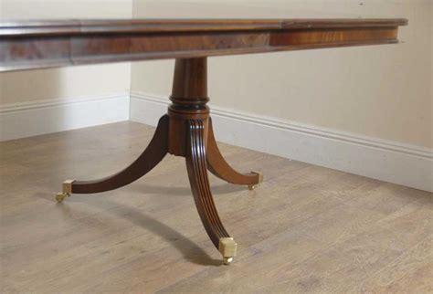 dining table seats 14 regency triple pedestal dining table seats 14