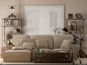 Pictures Of Beige Living Rooms by Neutral Beige Velvet Sofa Interior Design Ideas