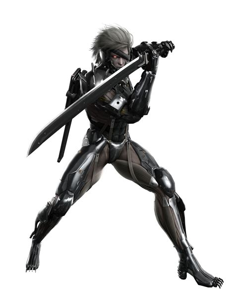 Kaos Raiden Metal Gear Rising raiden metal gear rising revengance smash gauntlet battles comic vine