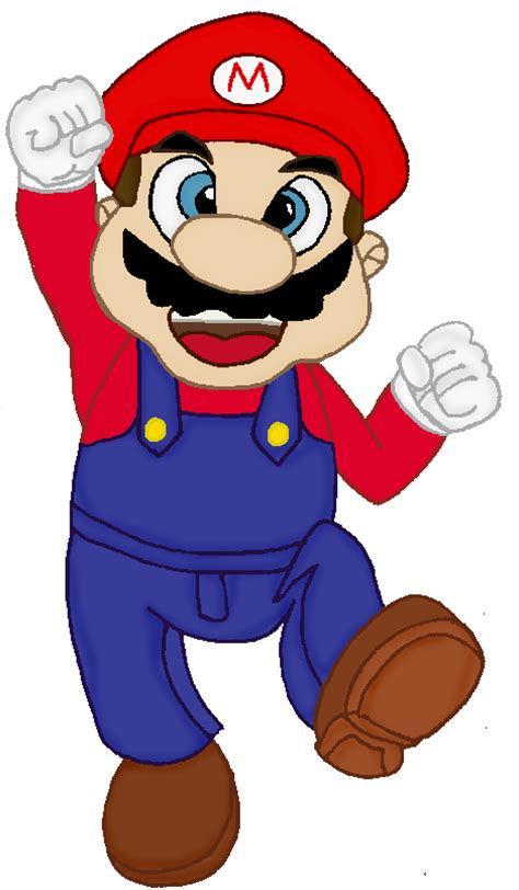 it is a me mario colors by supermariowii on deviantart