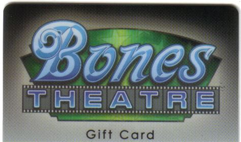 Norms Gift Card - bones theatre home page