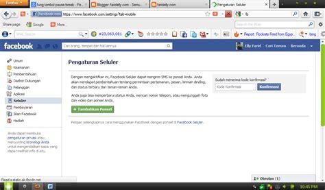 fb seluler smsan gratis dari facebook ke ponsel quot update