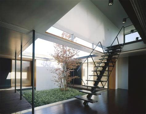 Gallery House: Semi Outdoor Spaces   Japanese Architecture