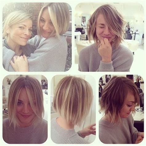big bang theory cut hair big bang theory kaley cuoco hair cut short hair