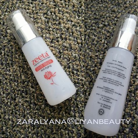 Serum Mawar Zeeta 26 april 2016 tuesday serum mawar zeeta luar biasa
