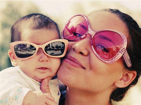 wearing sunglasses should my child wear sunglasses babycenter