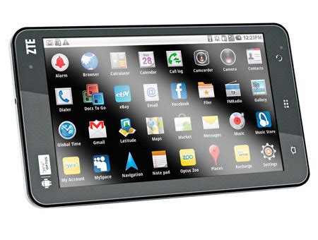 Zte Tablet Android zte v66 nuevo tablet android con 4g taringa