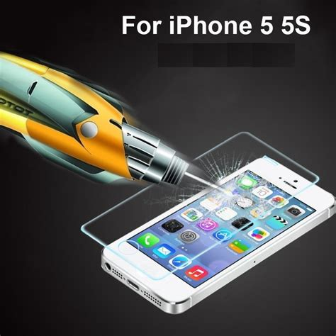 Pop Iphone 4 4s 5 5s 5c Se 6 6s Plus 7 7 Casing for iphone 4 4s 5 5s 5c se apple tempered glass screen protector 0 33mm front cover 9h