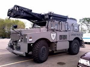 Fiat Swat Chicago Swat Truck Chicago Dept