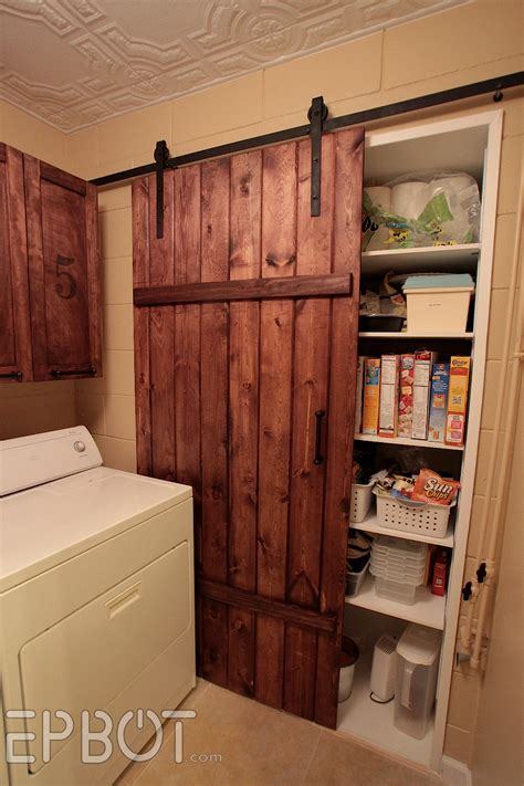make your own sliding barn door epbot make your own sliding barn door for cheap