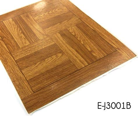 Self Adhesive Best Tiles Wood PVC Flooring   TopJoyFlooring